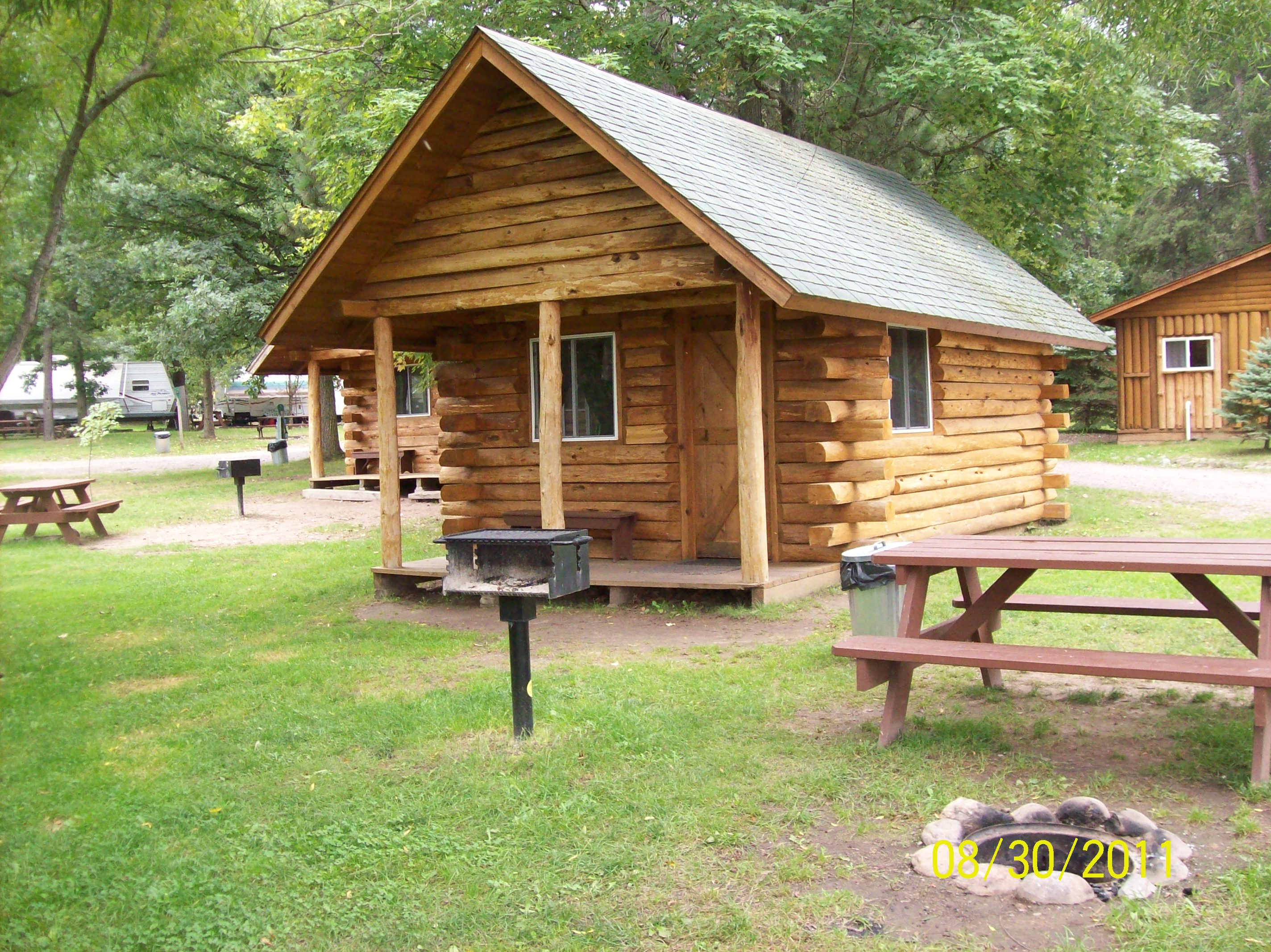 Cabin near the Namekagon