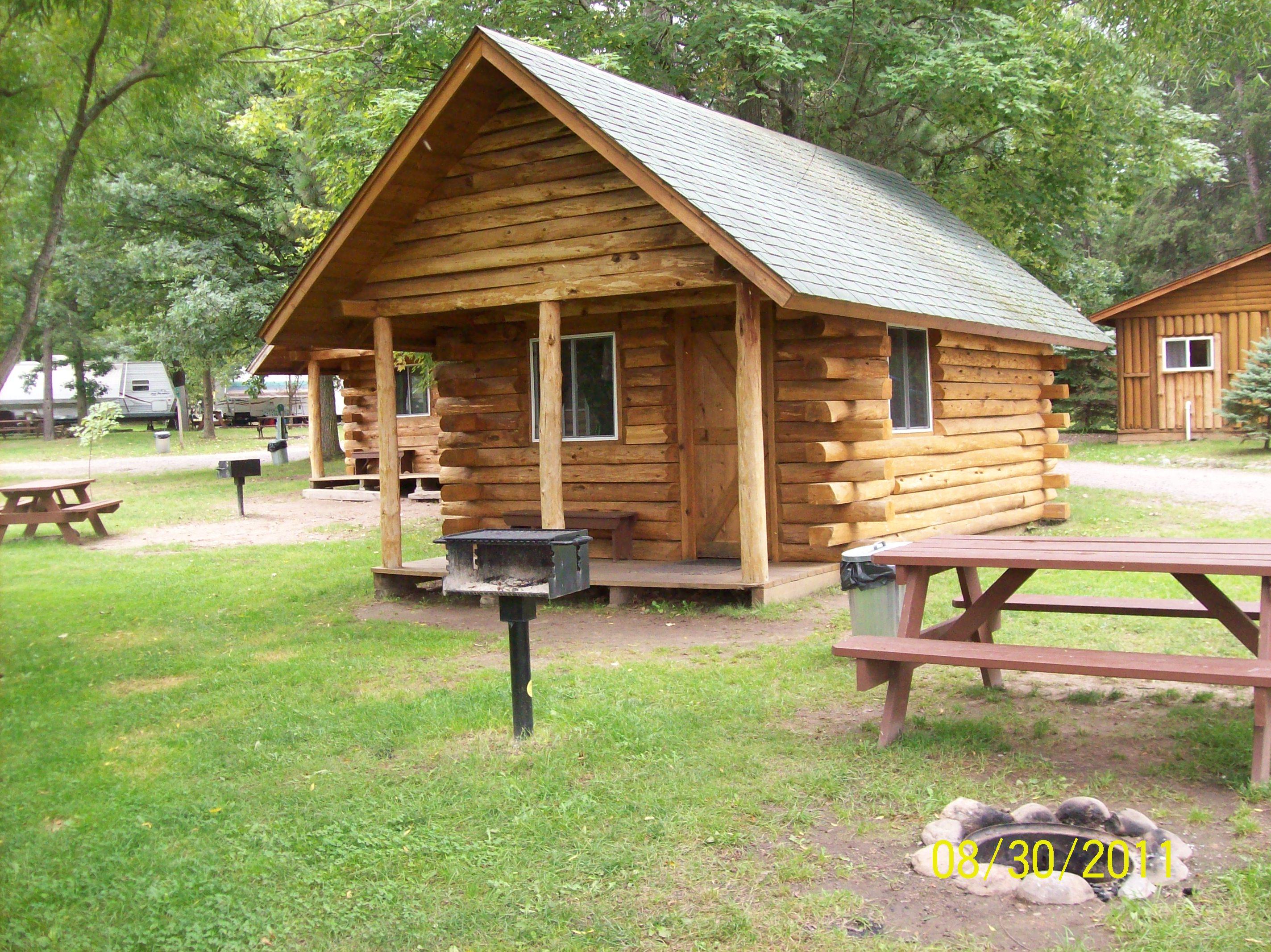 Cabin near the Namekagon