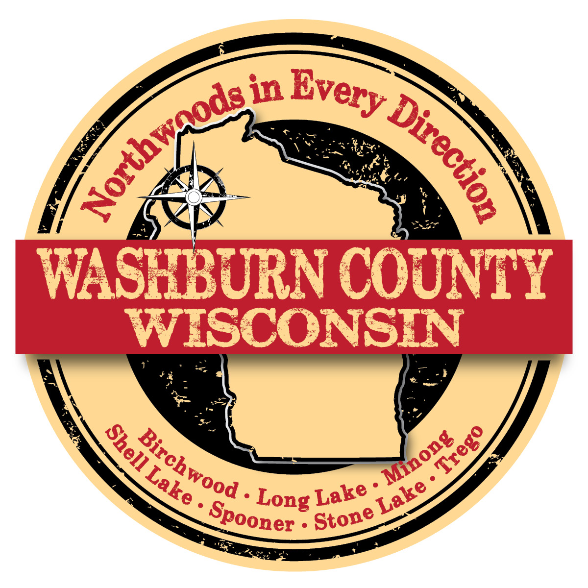 Washburn County, WI