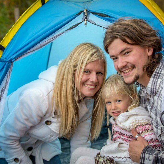 Tent Camping in Washburn County